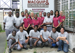 Macquip Staff