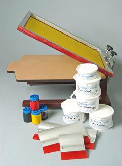 T Shirt Printing Start Up Kit